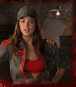 Tanya red and command conquer alert 3